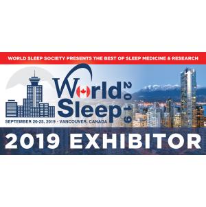 CamNtech Exhibits at World Sleep 2019